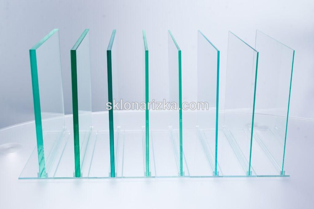 Віконне скло товщинами 2, 3, 4, 5, 6, 8, 10мм_