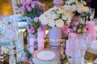 Дзеркальні вставки на столик