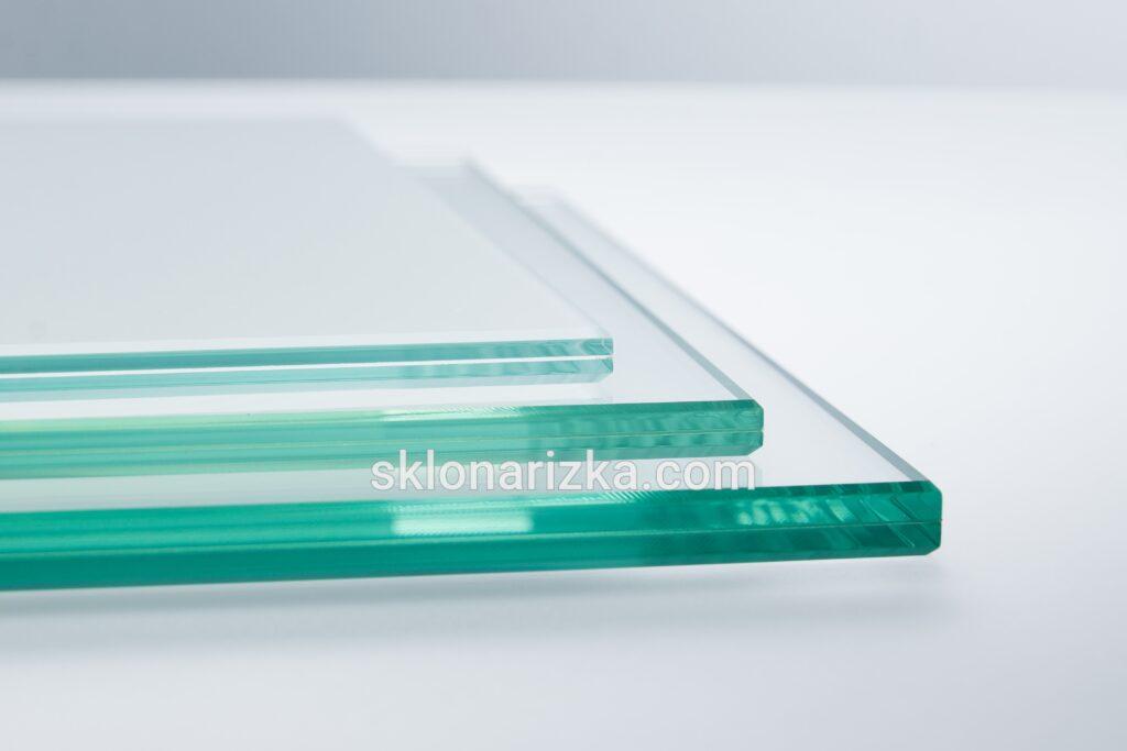 Ламіноване скло триплекс у різних товщинах_