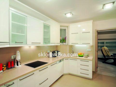 Піскоматування для кухонного фасаду