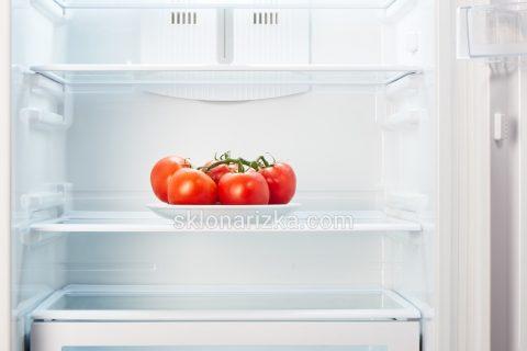 Полиці у холодильник з гартованого скла_