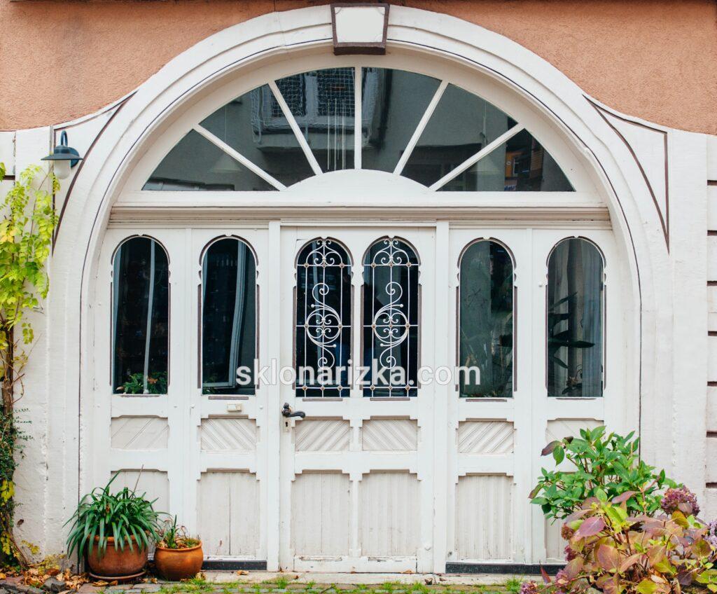 Шаблони для дверей