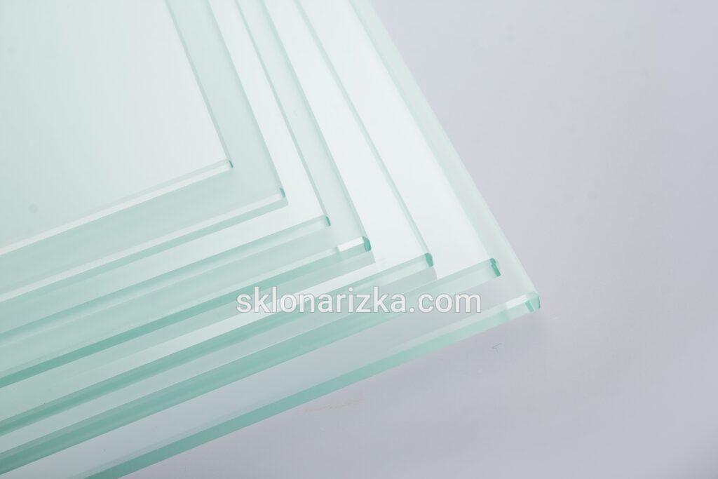 Сатин білий матовий товщиною 4 мм, 5 мм, 6 мм та 8 мм_