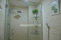 Скло для душової кабіни загартоване ( закалене )