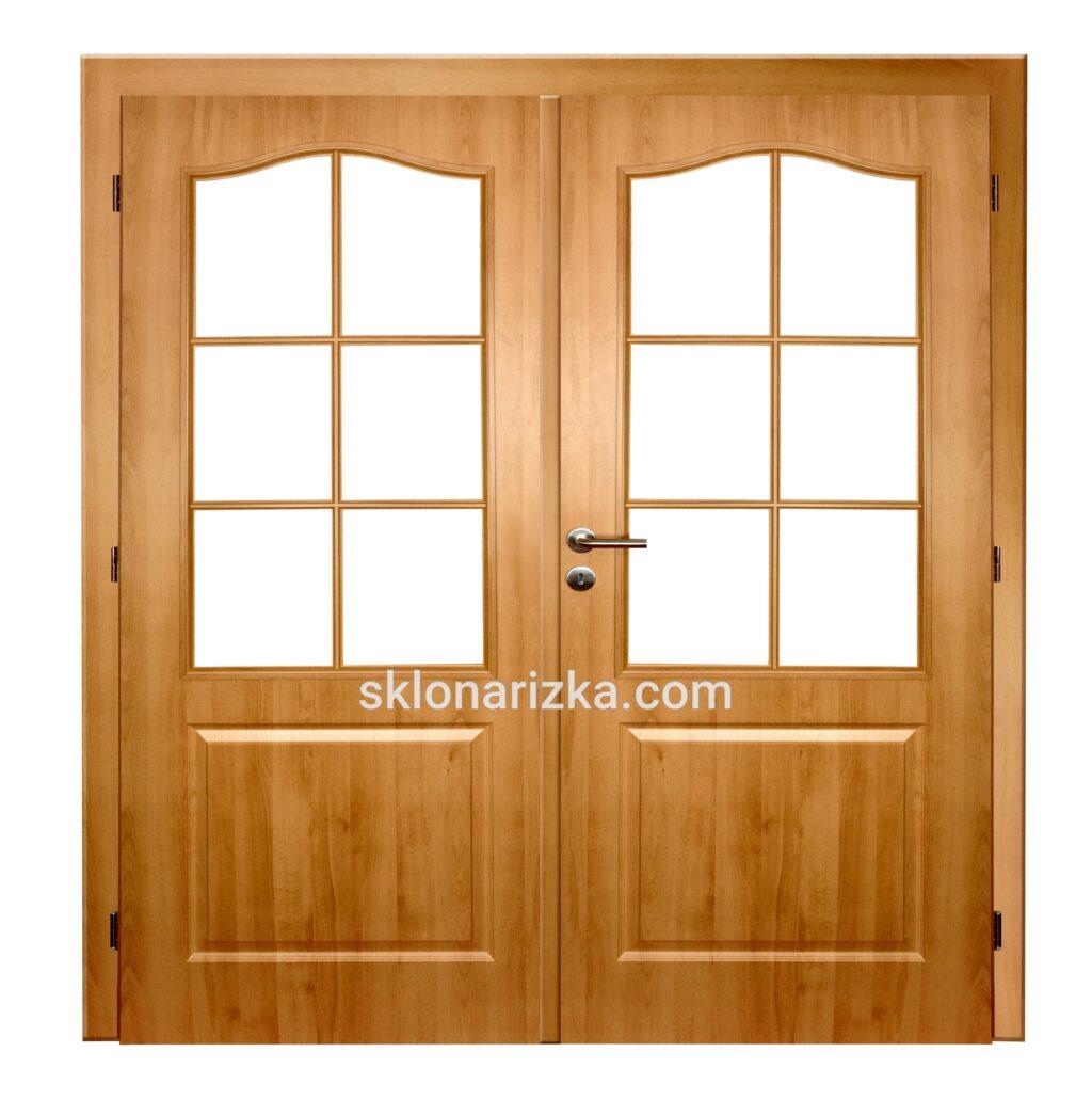 Як зняти шаблони з дверей для подальшої порізки скла_