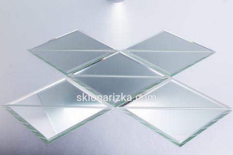 Фацет на срібному дзеркалі