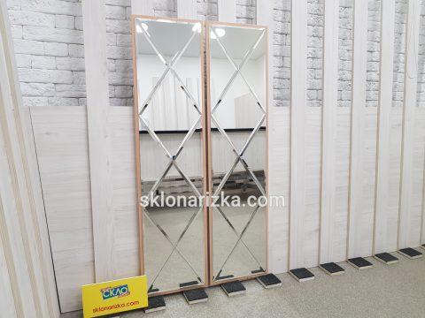 Фацетна плитка з дзеркала 4мм у Львові під індивідуальні замовлення_