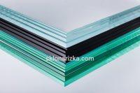 Поліровані торці віконного, тонованого та ультрапрозорого скла_