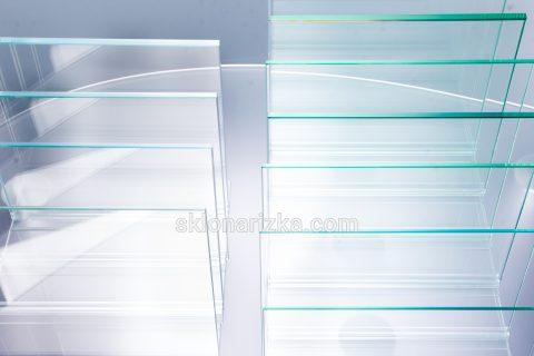Різні товщини віконного скла