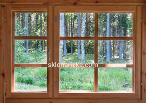 Скло для вікон