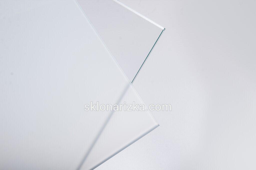 Скло ламіноване триплекс