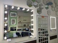 Макіяжне дзеркало з Led-лампочками (візажне дзеркало)