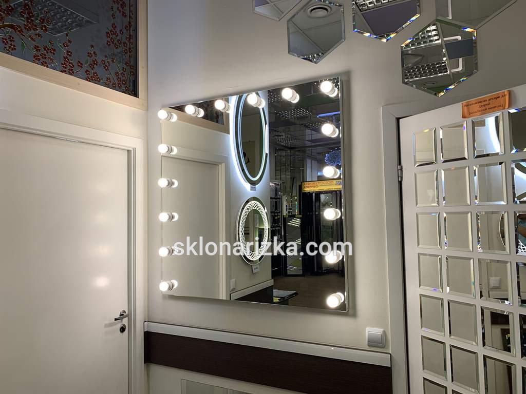 Макіяжне дзеркало з Led-підсвіткою