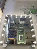 Візажне дзеркало з Led-лампочками